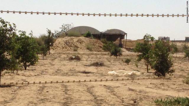 La economía subterránea de Gaza es afectada por las restricciones