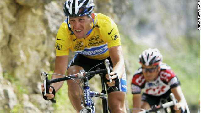 Lance Armstrong: 'It's time to move forward'