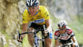 Lance Armstrong during the 2005 Tour de France