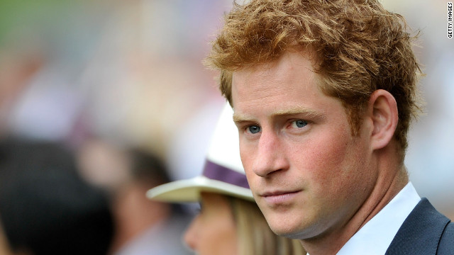 Prince Harry must be more cautious about the company he keeps, argues Robert Jobson.
