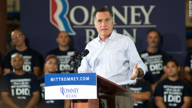 Romney: Obama wants to 'substitute' freedom