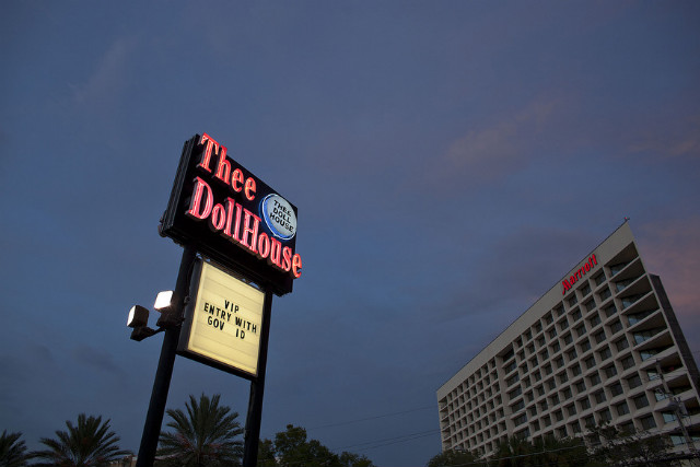 Thee DollHouse was recently renovated and expects a large turnout for the Republican National Convention.