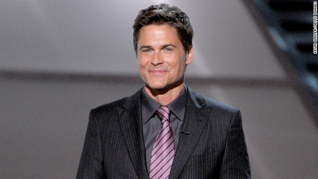 Rob Lowe Talks About Playing JFK