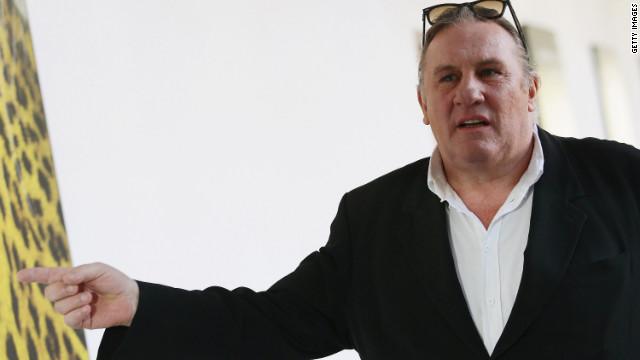 Gerard Depardieu desata enojo en Francia por mudarse a Bélgica