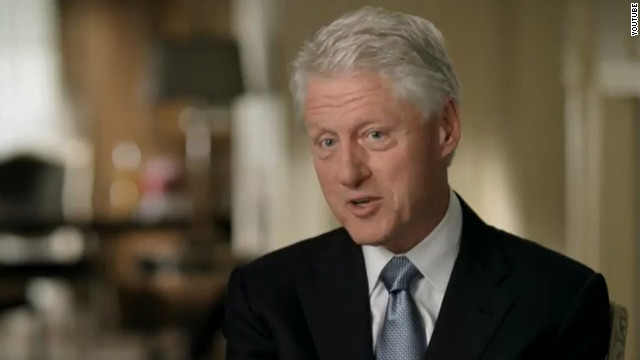 Clinton stars in new Obama ad