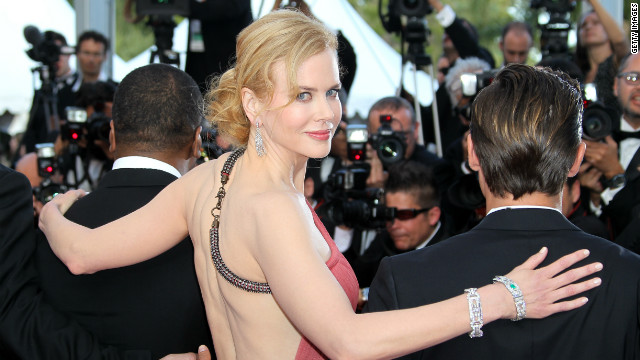 Nicole Kidman: 'Paperboy' peeing scene 'made total sense'