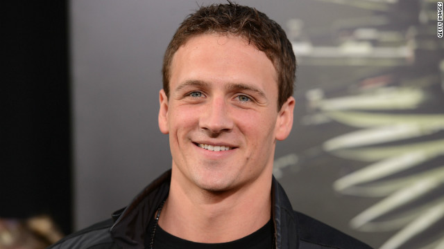 Ryan Lochte's glad he missed out on Prince Harry's after party