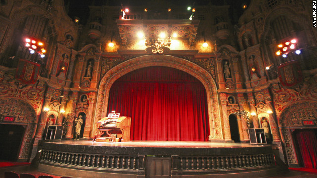 "The Tampa Theatre ""is magical and wonderful and makes even the worst film at least 33% better just by showing it there,"" says Jeff Houck."