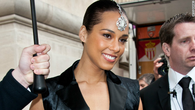 Alicia Keys' new album actually isn't about 'The Hunger Games'