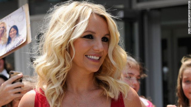 Britney Spears drops new single