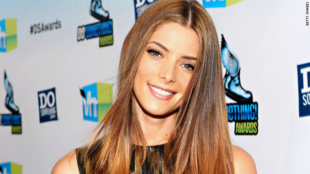 Ashley Greene's not bitter about 'Twilight' fame
