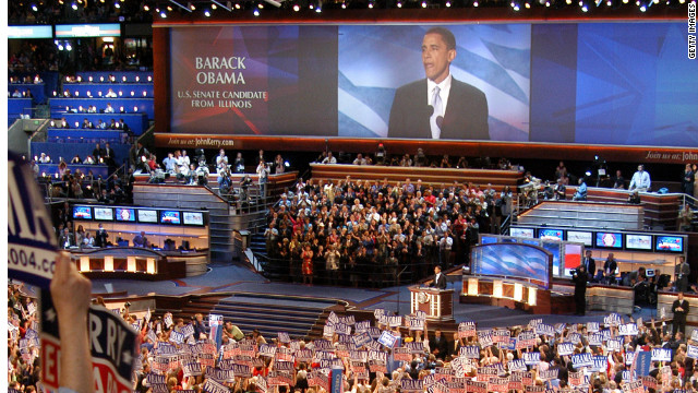 Obama campaign: Democratic convention will stall Romney momentum