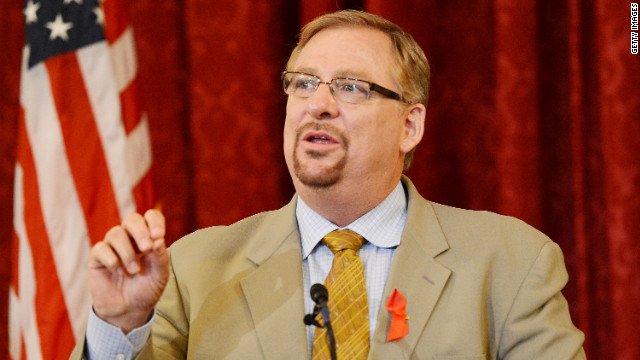 Rick Warren cancels presidential forum; mixed explanations as to why