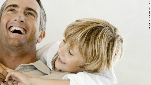 Older fathers may be linked to child autism