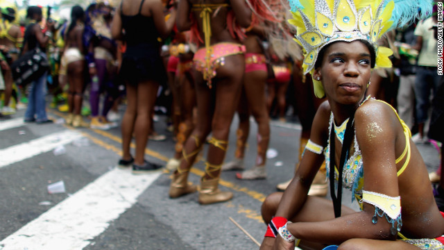 Members of the New York Police Department were reprimanded for making racist comments about the West Indian Day Parade.