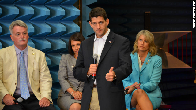 Ryan: Obama needs to 'show us' a budget plan