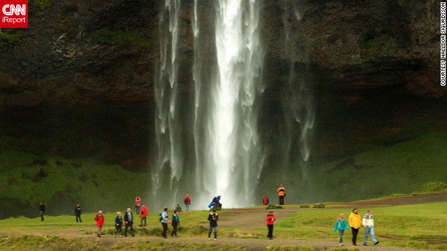 From spectacular rushing white waters of the Seljalandsfoss Falls to beautiful Icelandic horses galloping down an idyllic countryside road, iReporter Halldor Sigurdsson's greatest summer highlight was exploring all that southern Iceland had to offer.<br/><br/><a href='http://ireport.cnn.com/docs/DOC-830308' target='_blank'>Check out more photos and also videos of Sigurdsson's enchanting trip on his iReport.</a>