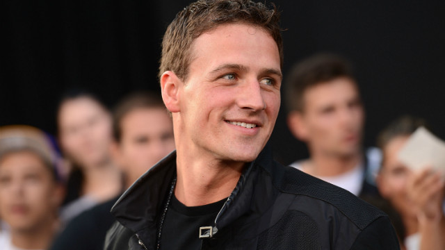 Ryan Lochte &quot;se salva&quot; de la fiesta del prncipe Enrique