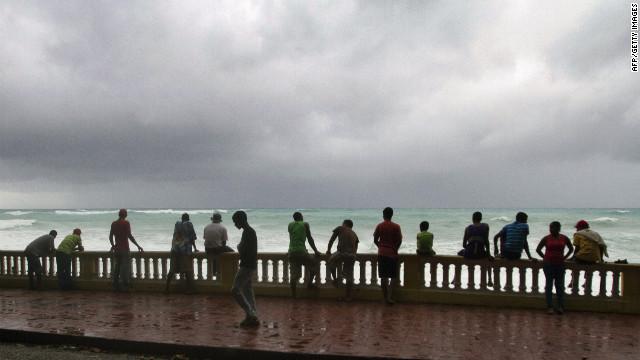 La tormenta tropical Isaac se intensifica de camino a Haití