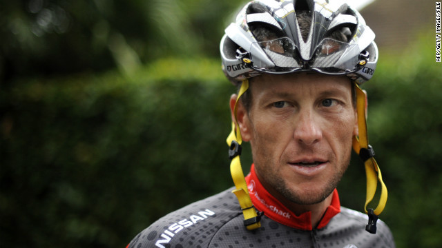 Lance Armstrong part of cycling's 'most successful doping program,' USADA says