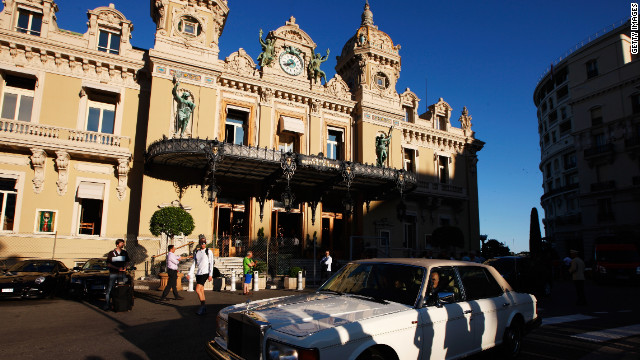 The lavish Monte Carlo Casino was the inspiration behind Ian Flemming's 1953 James Bond novel &quot;Casino Royale&quot;. 