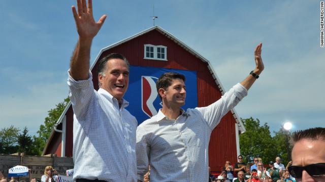 La Convención republicana se centra en cambiar la visión sobre Romney