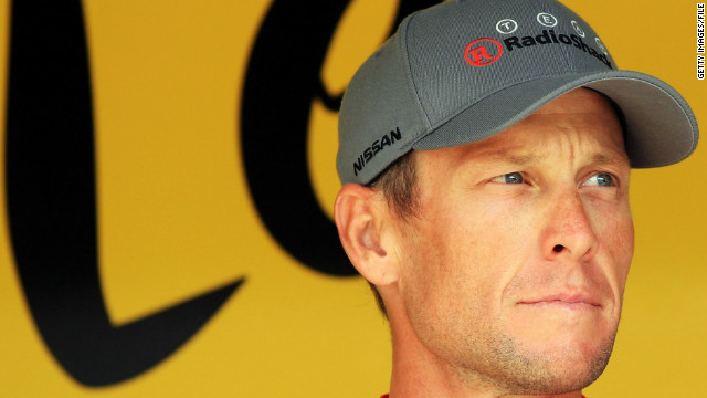 Cyclists say 'good riddance' to Armstrong