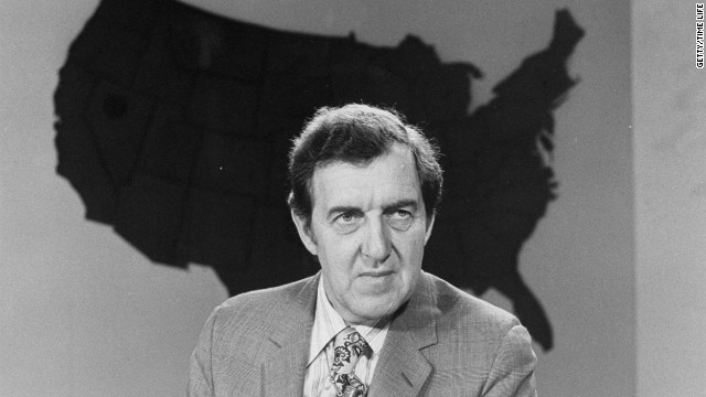 In 1972, Sen. Edmund Muskie was a leading candidate for the Democratic presidential nomination. But his candidacy came apart when the press reported that he had &quot;tears streaming down his face&quot; as he defended against attacks on his wife and himself by the publisher of a New Hampshire newspaper. Muskie said they were snowflakes, but his calm image was damaged.