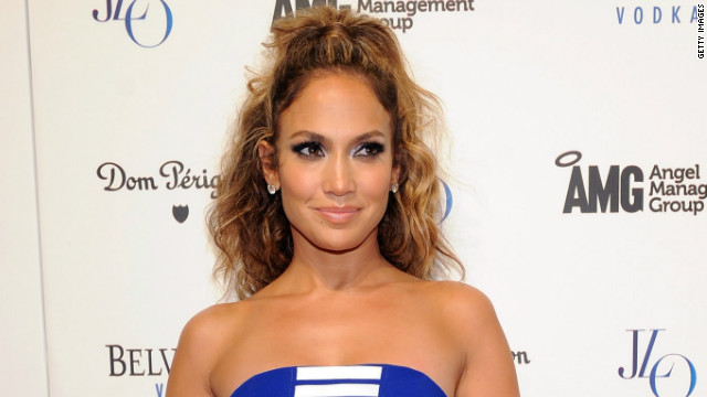 Jennifer Lopez talks &#039;Idol&#039; rumors on &#039;Katie&#039;