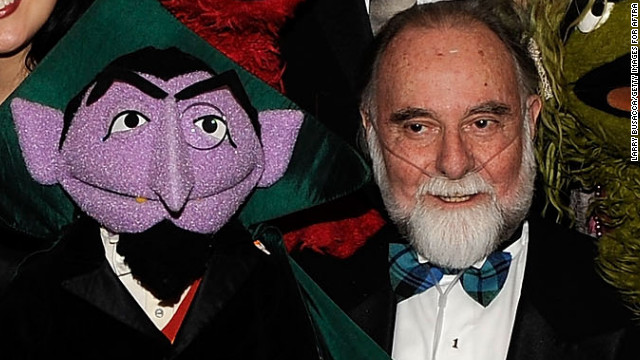 "Puppeteer <a href='http://marquee.blogs.cnn.com/2012/08/24/voice-of-sesame-streets-the-count-dies-at-78/' target='_blank'>Jerry Nelson</a>, famous for lending his voice to Muppets on ""Sesame Street,"" ""The Muppet Show"" and ""Fraggle Rock,"" died August 23. He was 78."