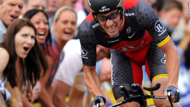 """Lance Armstrong: """"Estoy más tranquilo ahora de lo que he estado en 10 años"""""""
