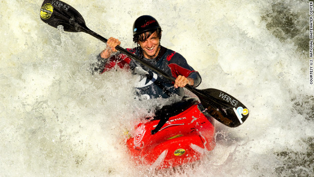The facility boasts the world's largest man-made whitewater river.