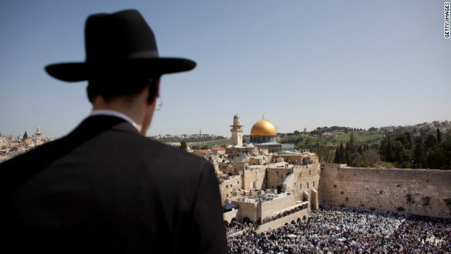 This month, Inside the Middle East journeys to Israel and the Palestinian Territories.