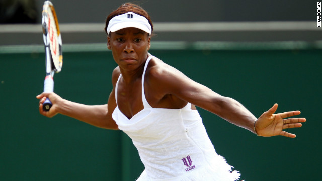 The 2010 season proved to be one of Williams' most experimental. But the American proved she can also stand out when observing the strict all-white code at Wimbledon.