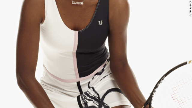 Venus Williams\' fashion highs and lows