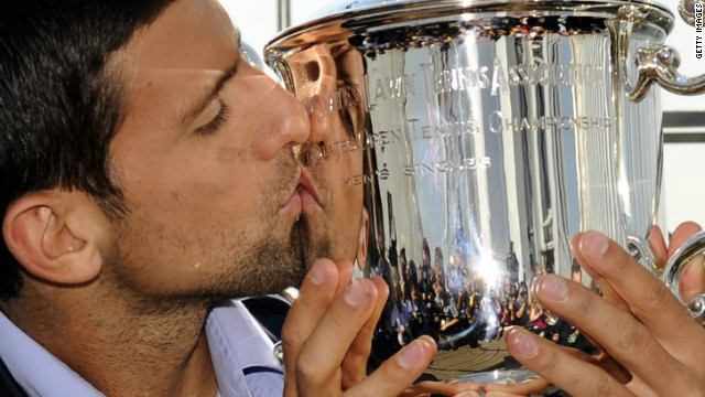 Novak Djokovic will be defending his U.S. Open title in Flushing Meadows as he bids for his second grand slam of the 2012 season.