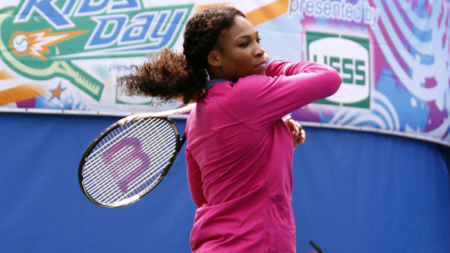 Courier said Wimbledon and Olympic champion Serena Williams is a clear favorite to win her fourth U.S. Open title and first since 2008.