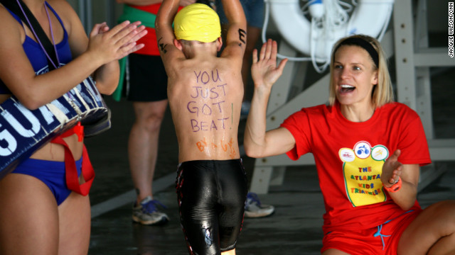 """One participant mocks competitors with this message: """"You just got beat by a 6 yr old."""""""