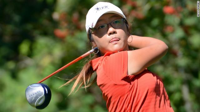 Lydia Ko rompe récords en el golf mientras sueña estudiar en Stanford