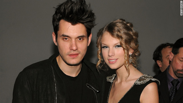 "John Mayer and Taylor Swift were romantically linked in 2009 and 2010. In June, Mayer told <a href='http://www.rollingstone.com/music/news/john-mayer-taylor-swifts-dear-john-song-humiliated-me-20120606' target='_blank'>Rolling Stone</a> that Swift's track ""Dear John"" made him ""feel terrible"" ... ""because I didn't deserve it. I'm pretty good at taking accountability now, and I never did anything to deserve that. It was a really lousy thing for her to do."" However, Swift has never officially confirmed that the song is about Mayer."