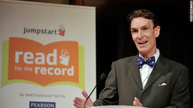 Bill Nye slams creationism
