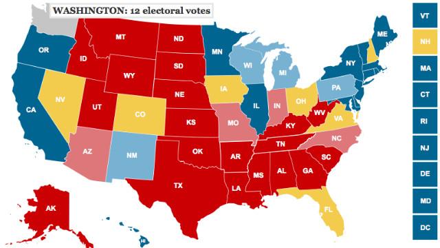 EE.UU. afronta las elecciones más radicales de su historia