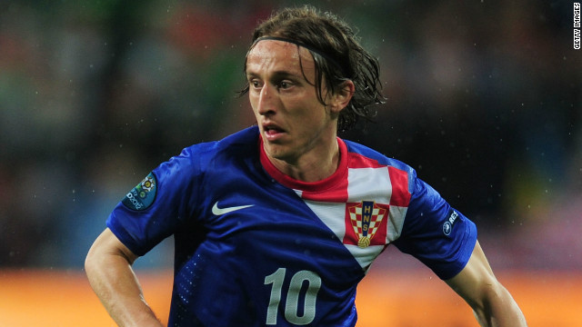 Tottenham to Real Madrid&lt;br/&gt;&lt;br/&gt;Luka Modric completed his long-awaited switch from English club Tottenham Hotspur to Spanish champions Real Madrid for a reported $50 million. After attempting to force a transfer ahead of the 2011-12 season, the Croatian has finally got his move away from White Hart Lane.