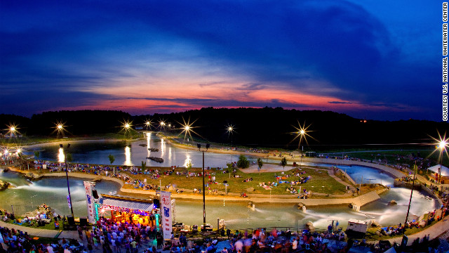 The <a href='http://usnwc.org/' target='_blank'>U.S. National Whitewater Center</a> offers more than 400 acres of outdoor action, including ziplines, kayaking, rafting, mountain biking and rock climbing. It played host to the 2012 U.S. Olympic trials for canoe slalom.