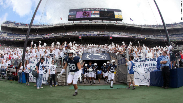 No &#039;Sweet Caroline&#039; at Penn State games, no public allowed in most athletic facilities