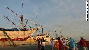 Sunda Kelapa port