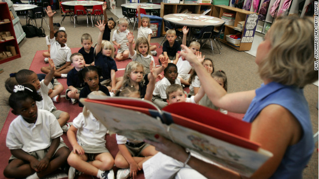 My view: Obama, Romney need to know one thing about early childhood education  start over