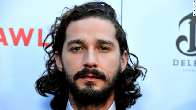 Shia LaBeouf: Credibility over money, please