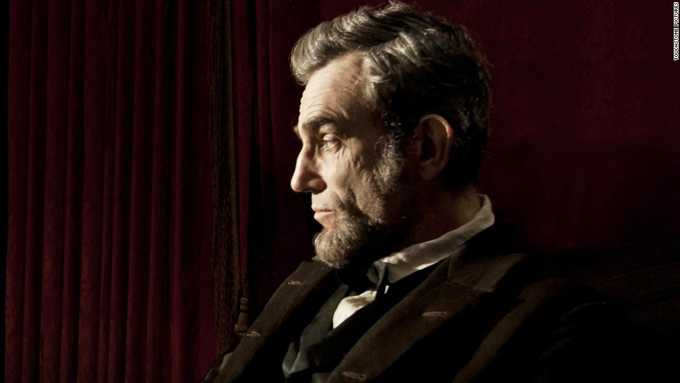 "Daniel Day-Lewis won the best actor Academy Award for playing the 16th U.S. president in ""Lincoln,"" which also took home the production design Oscar. The Steven Spielberg-directed drama also stars British actor Jared Harris as Ulysses S. Grant."