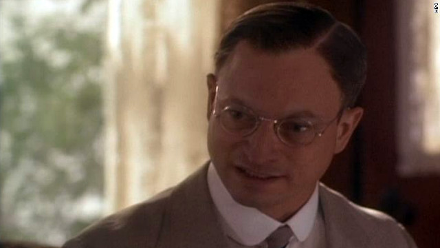 Gary Sinise plays Harry S. Truman in the 1995 TV movie &quot;Truman.&quot; Sinise's role as the president known for utilizing the atomic bomb was well received. &quot;Superb production with memorable Sinise performance in title role,&quot; wrote reviewer&lt;a href='http://www.rottentomatoes.com/m/truman/' target='_blank'&gt; Steve Crum, of Dispatch-Tribune Newspapers.&lt;/a&gt;